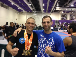 Deep Water BJJ and Muay Thai