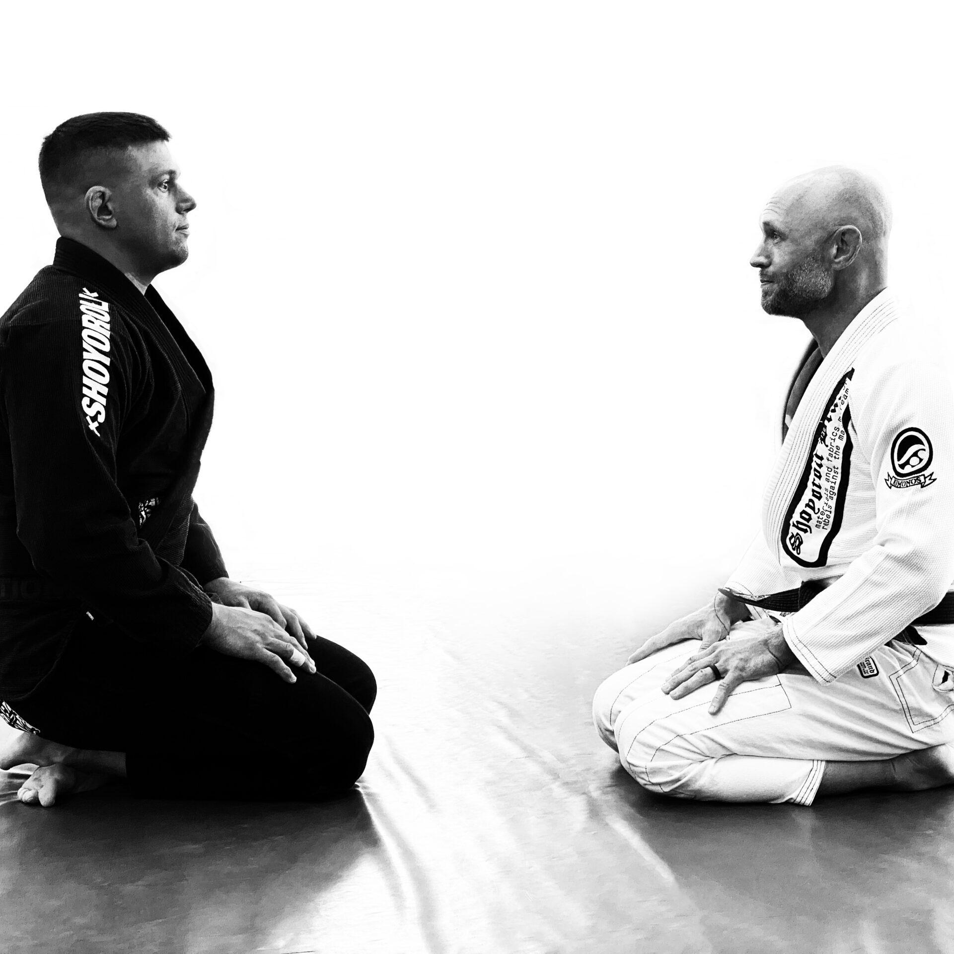 Deep Water Brazilian Jiu Jitsu